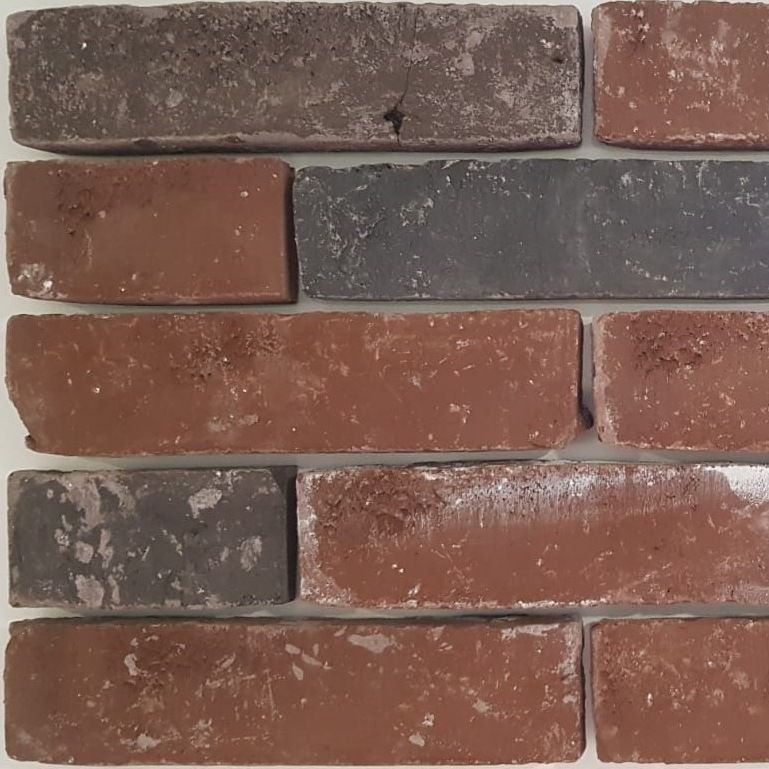 VTwonen brick 'industrial terra grey'