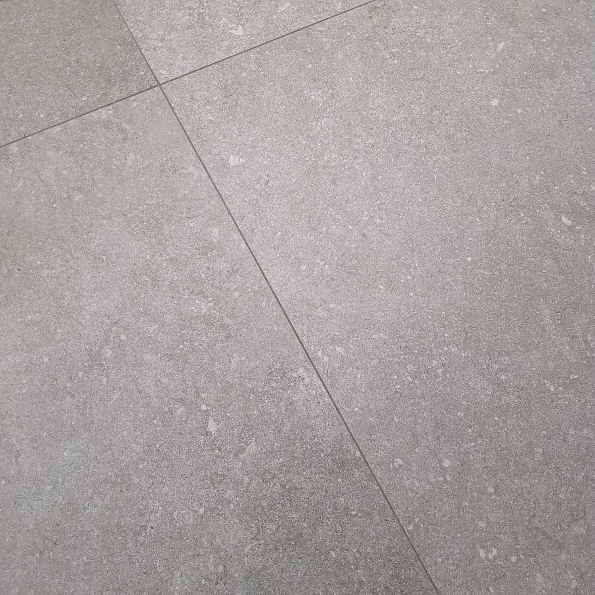 Vloertegel betonlook 80x80 rev grey